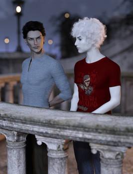 Vanimore and Elgalad