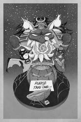 Bishamon : Please Take One (Yokai Series #3) by RBST