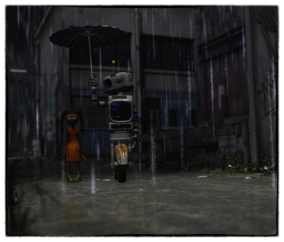 Dependable Rain by Ippotamus