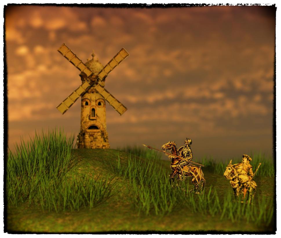 Running Up That Hill by Ippotamus
