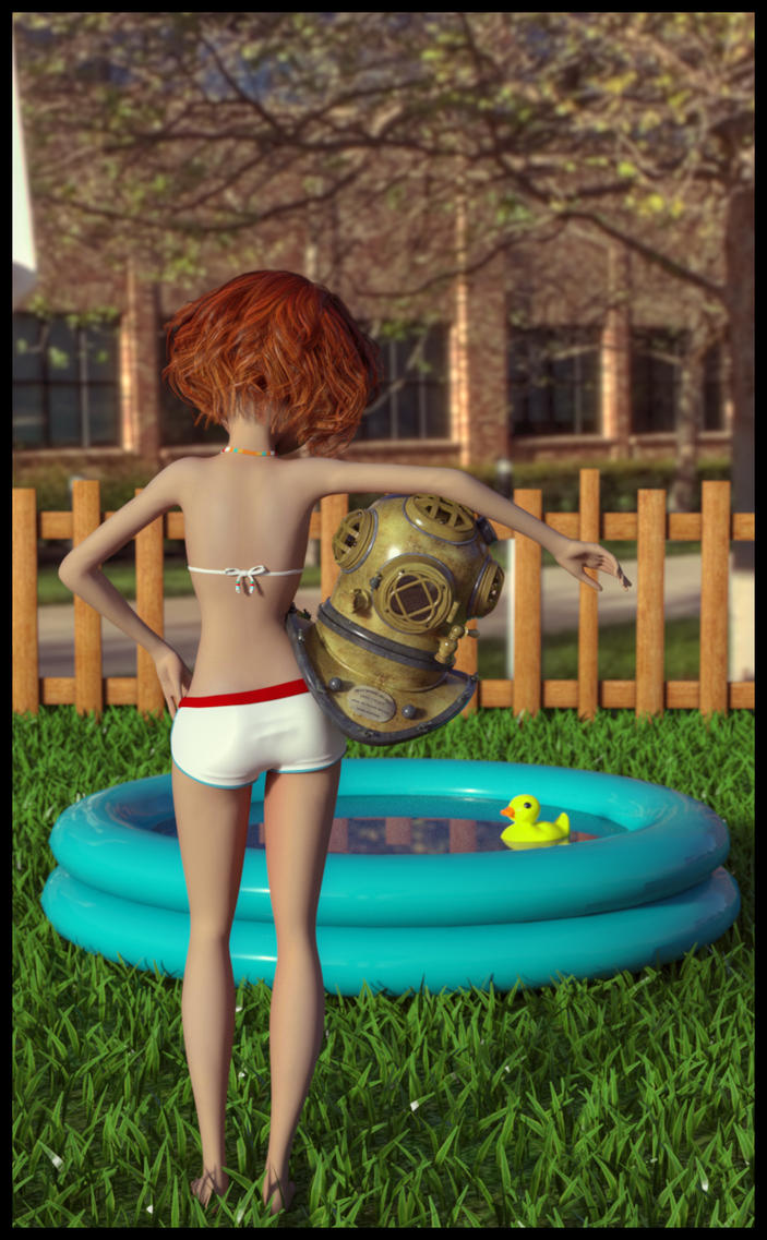 Ceto's Summer Break by Ippotamus