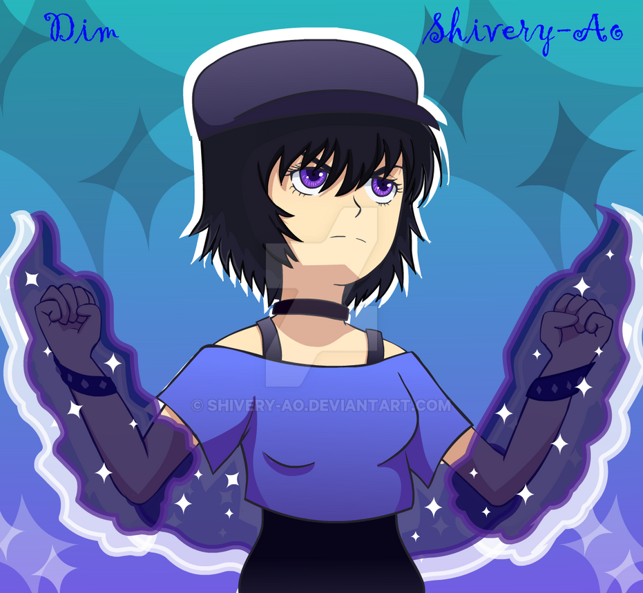 Dim art by Shivery-Ao