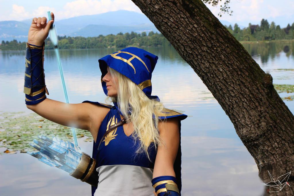 Frost Archer by Aerysdilot