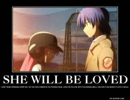 She Will Be Loved by Caramelldansen8467