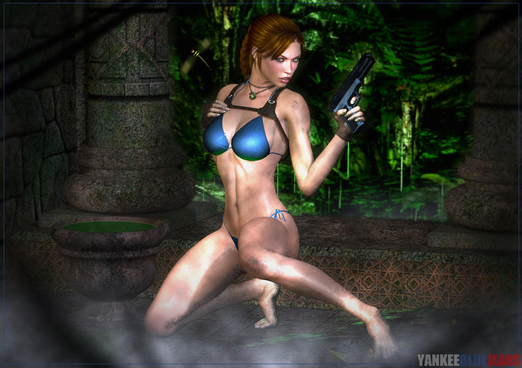 Tomb raider desnuda hentay video