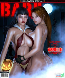 BARE 2017 Halloween Special! by YankeeBlueJeans