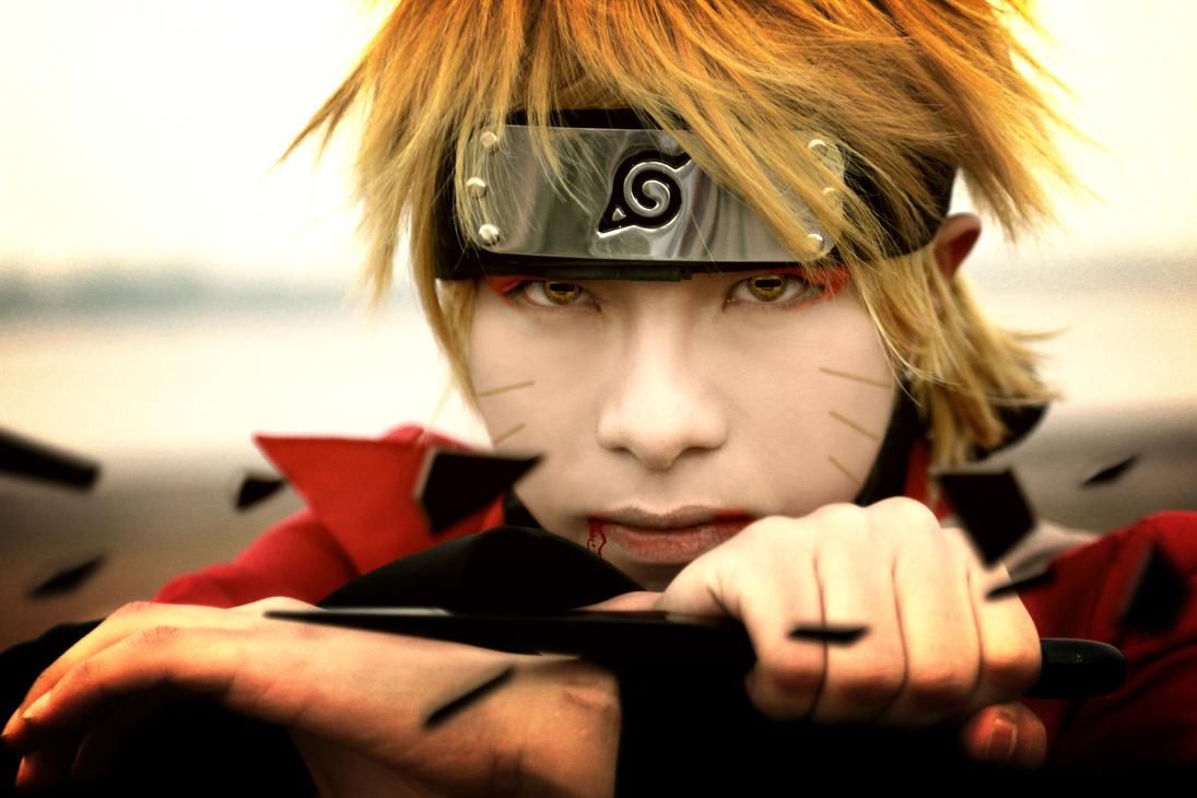 Naruto Sage Mode - by Duc Mu by ducmu