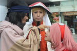 Naruto and saskuke and sakura