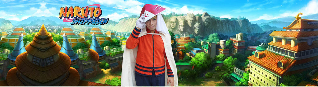 Naruto hokage (cos by Duc Mu)