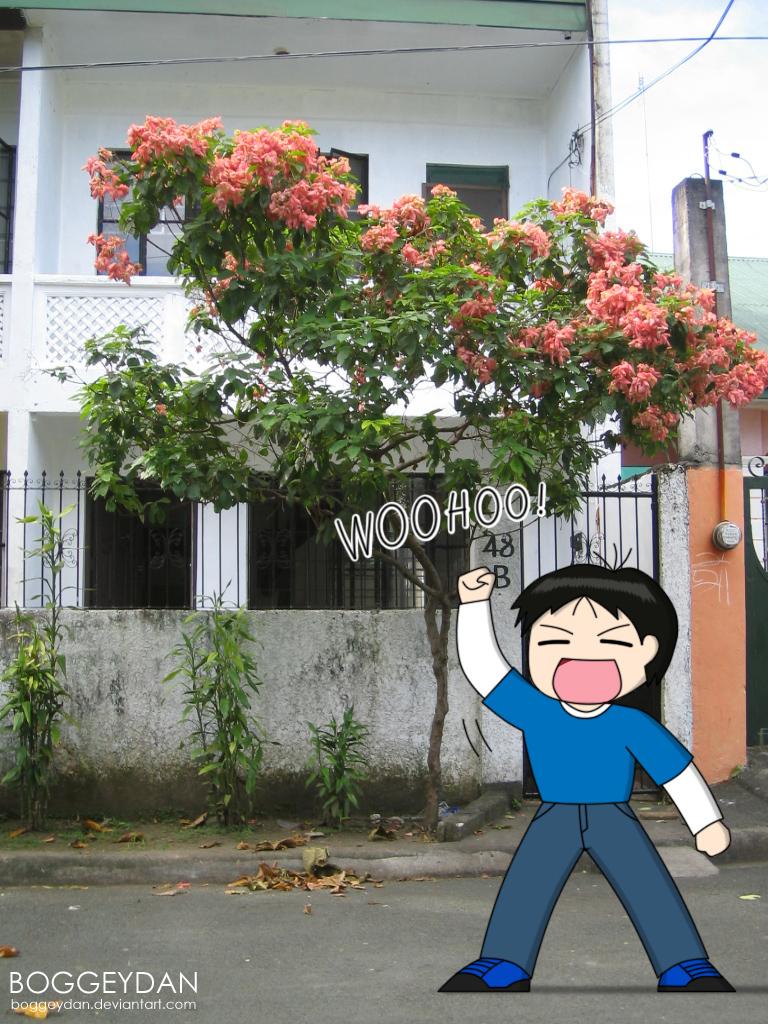 Woohoo. by BoggeyDan