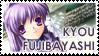 Kyou Fujibayashi Stamp by BoggeyDan