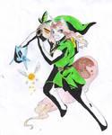 iMarieU (Majoras Mask 3DS)