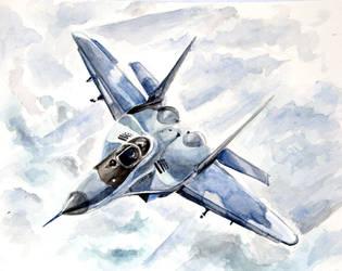 MiG-29 by Ikarus-001