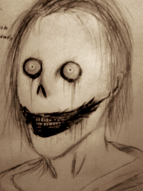 easy creepy pencil drawings - photo #23