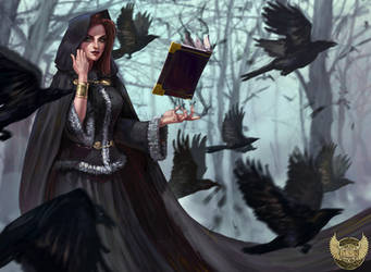Ravenshift by NikitaNV