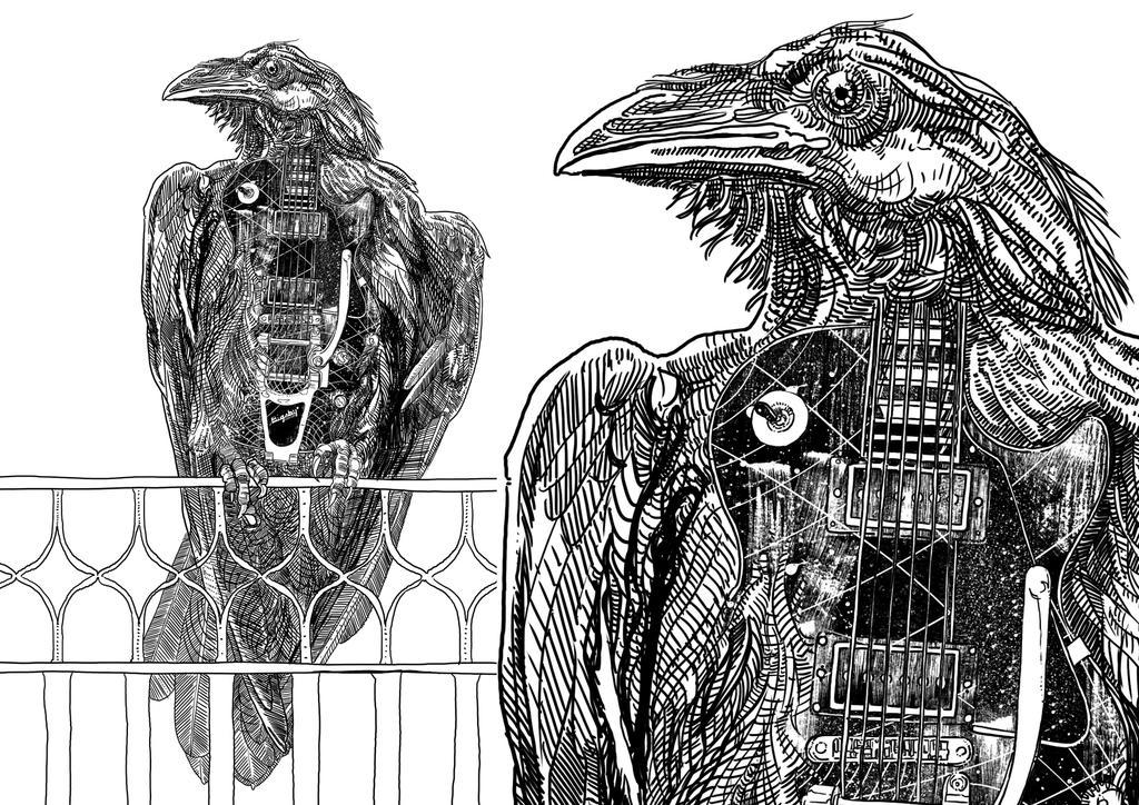 Lespaul Crow 150 by xabiersagasta