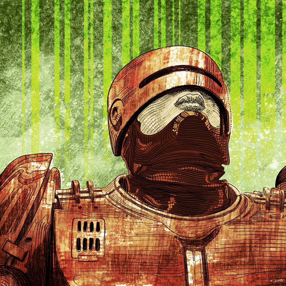 RoboCop by xabiersagasta