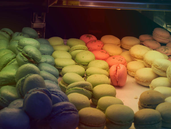 Macaroons by Pumpkin-s0up-x
