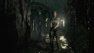 Jill Valentine Resident Evil HD 2