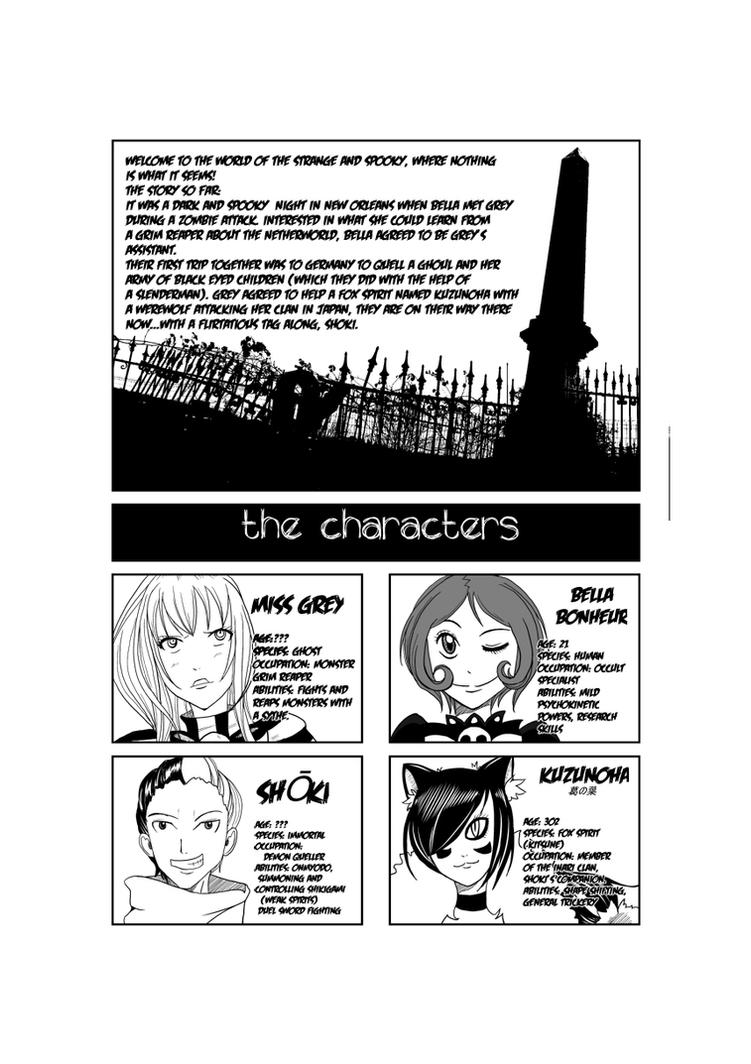 miss grey shoki bride CHARACTER CHART by this-is-vegapunk
