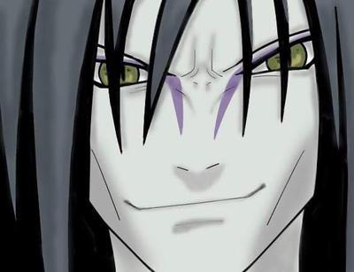 Orochimaru ~ Naruto  by Reinvii