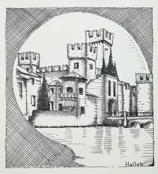 Castello Scaligero by bhallak