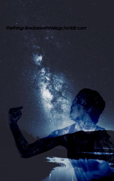 Mitch Lucker Stars by elandsiedel