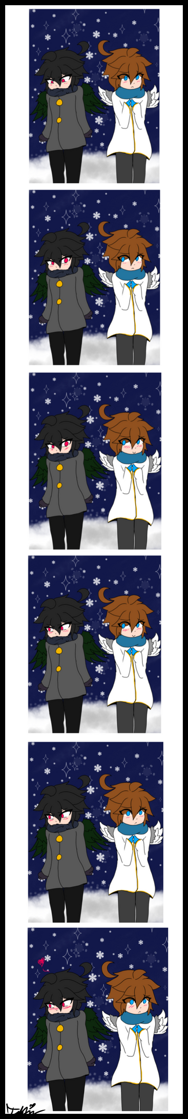 Kid Icarus Uprising Snow By Dark Tiff