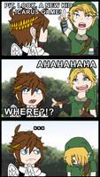 Link's Laugh