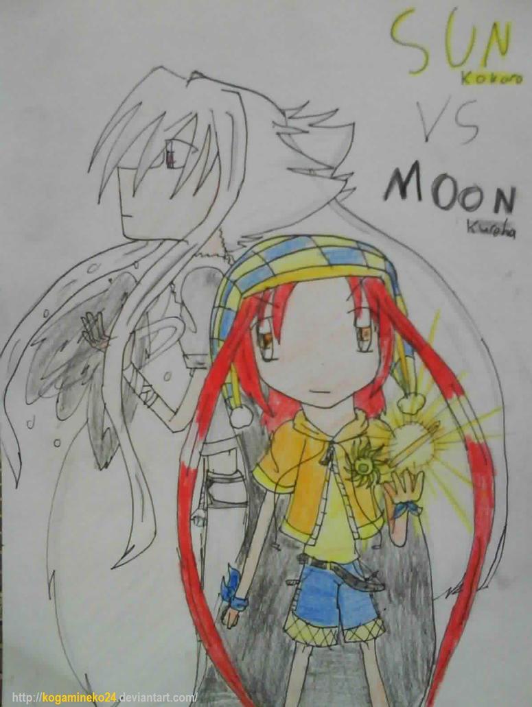 Kokoro VS Kureha Sun VS Moon