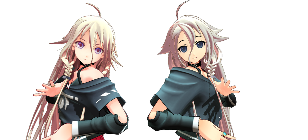 XS IA comparison by Kurai-Kogami24