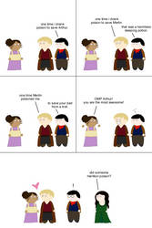 Merlin: Speaking of Poison... by ProverbialSunrise