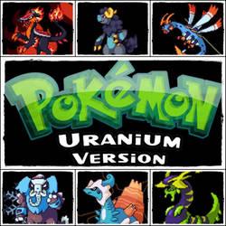 PokemonUraniumVersion.ChampionshipTeam by Riftinge