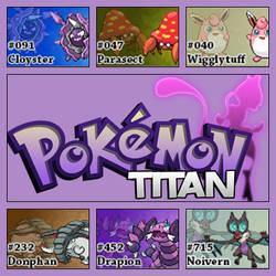 PokemonTITAN.ChampionTeam by Riftinge
