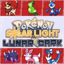 PokemonSolarLightLunarDark.RikotoChampionTeam by Riftinge