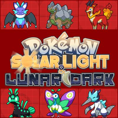 PokemonSolarLightLunarDark.FakeTeam by Riftinge