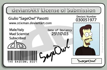 Deviation License by SageOwl