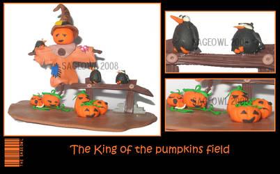 The pumpkins king