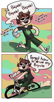 Bicycle! Bicycle! Bicycle! by Mogry331