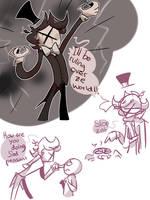 (GA) Faceless doodles by Mogry331