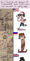 CountrysnStuff old designs by Mogry331