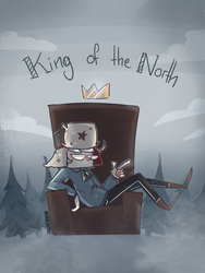 King of the North by Mogry331