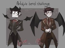 Artstyle Bend Challenge