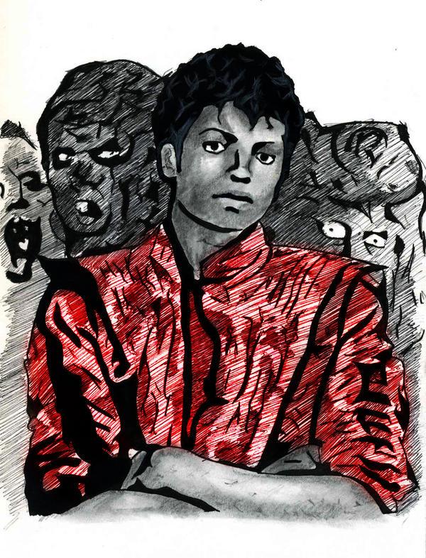 Thriller by BronzeAthlete