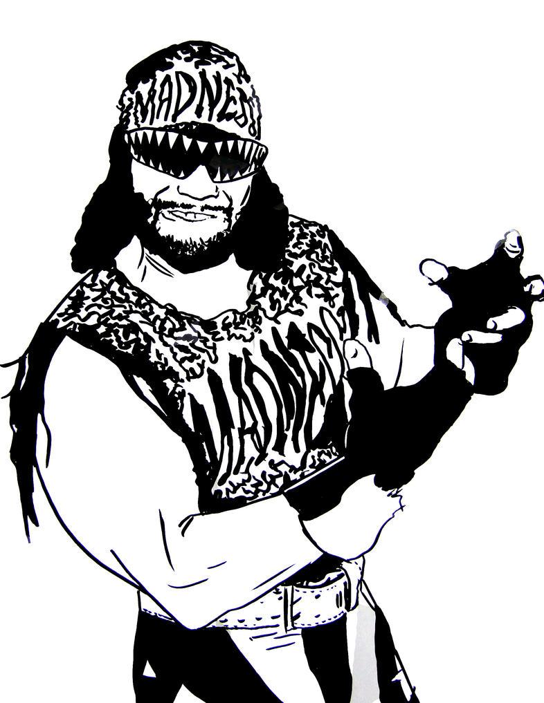 macho man randy savage #6