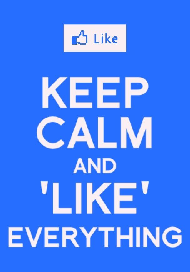 Keep Calm Like