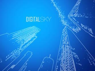 Digital Sky by Refried-Mobert
