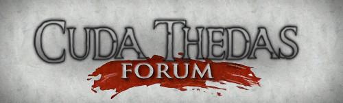 Cuda Thedas forum by CudaThedas
