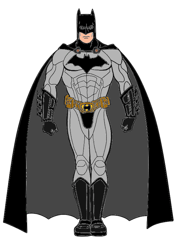 Batman Begins in Classic Form by tc81691 on DeviantArt