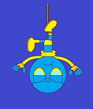Buggy the Captured Hero
